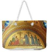 Abbey Mosaic Weekender Tote Bag
