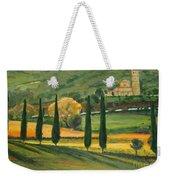 Abbey Tascany Weekender Tote Bag