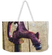 Abbott's Mill Water Spigot Weekender Tote Bag