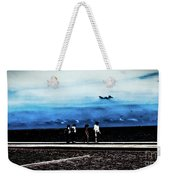 Abby Road By The Bay Weekender Tote Bag