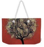 Abc Tree Weekender Tote Bag