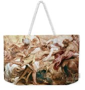 Abduction Of Hippodamia Weekender Tote Bag