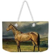 Abdul Medschid The Chestnut Arab Horse Weekender Tote Bag