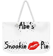 Abe-confetti Kiss Weekender Tote Bag