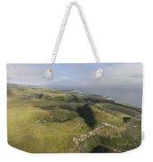 Above Coast Dairies Weekender Tote Bag