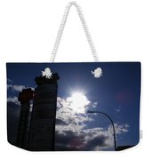 Above Our Heads Weekender Tote Bag