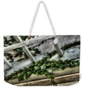 Above The Door Weekender Tote Bag