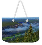 Above The Madison Weekender Tote Bag