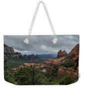 Above The Red Rocks Of Sedona  Weekender Tote Bag