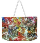 Above The Sky Weekender Tote Bag