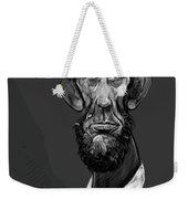 Abraham Lincoln Weekender Tote Bag