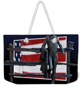 Abraham Lincoln Weekender Tote Bag by Thomas Woolworth