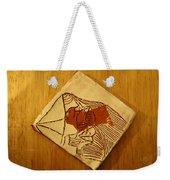 Abram - Tile Weekender Tote Bag