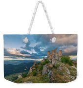The Last Stronghold, Italy  Weekender Tote Bag