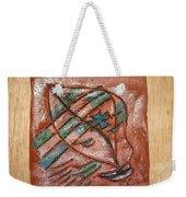 Absence - Tile Weekender Tote Bag