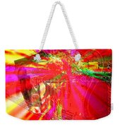 Absolute Power Corrupts Absolutely Weekender Tote Bag