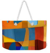 Abstract # 2 Weekender Tote Bag