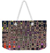 Abstract # 7952 3wa Weekender Tote Bag