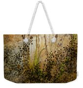 Abstract -  Burning Bush Weekender Tote Bag