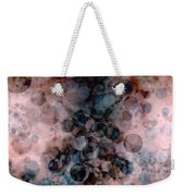 Abstract - Colorful Bubbles Weekender Tote Bag