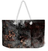 Abstract 01-07-10-a Weekender Tote Bag