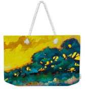 Abstract 01 Weekender Tote Bag