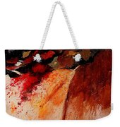 Abstract 010607 Weekender Tote Bag