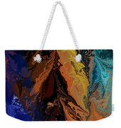 Abstract 010811 Weekender Tote Bag