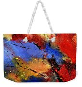 Abstract 012110 Weekender Tote Bag