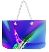 Abstract 012611 Weekender Tote Bag