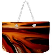 Abstract 02-12-10 Weekender Tote Bag
