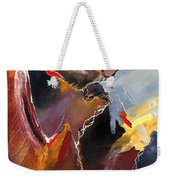 Abstract 020606 Weekender Tote Bag