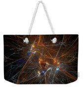 Abstract 022311 Weekender Tote Bag