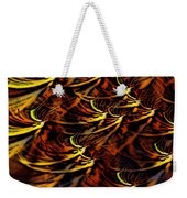 Abstract 022611a Weekender Tote Bag