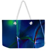 Abstract 022711a Weekender Tote Bag
