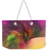 Abstract 030111 Weekender Tote Bag