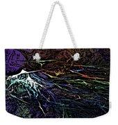 Abstract 030211 Weekender Tote Bag