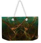 Abstract 031211 Weekender Tote Bag