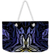 Abstract 032811-1 Weekender Tote Bag