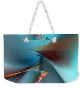 Abstract 040411 Weekender Tote Bag