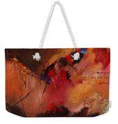 Abstract 0408 Weekender Tote Bag