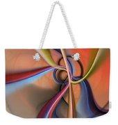 Abstract 0414111 Weekender Tote Bag