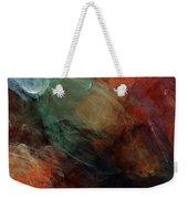 Abstract 042211 Weekender Tote Bag