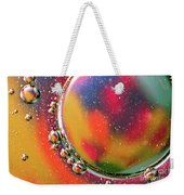 Abstract 0423d Weekender Tote Bag