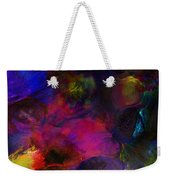 Abstract 042711a Weekender Tote Bag