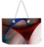 Abstract 052510 Weekender Tote Bag