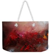 Abstract 056 Weekender Tote Bag