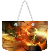 Abstract 060110a Weekender Tote Bag