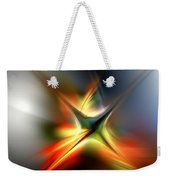 Abstract 060310a Weekender Tote Bag