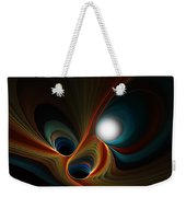 Abstract 060310c Weekender Tote Bag